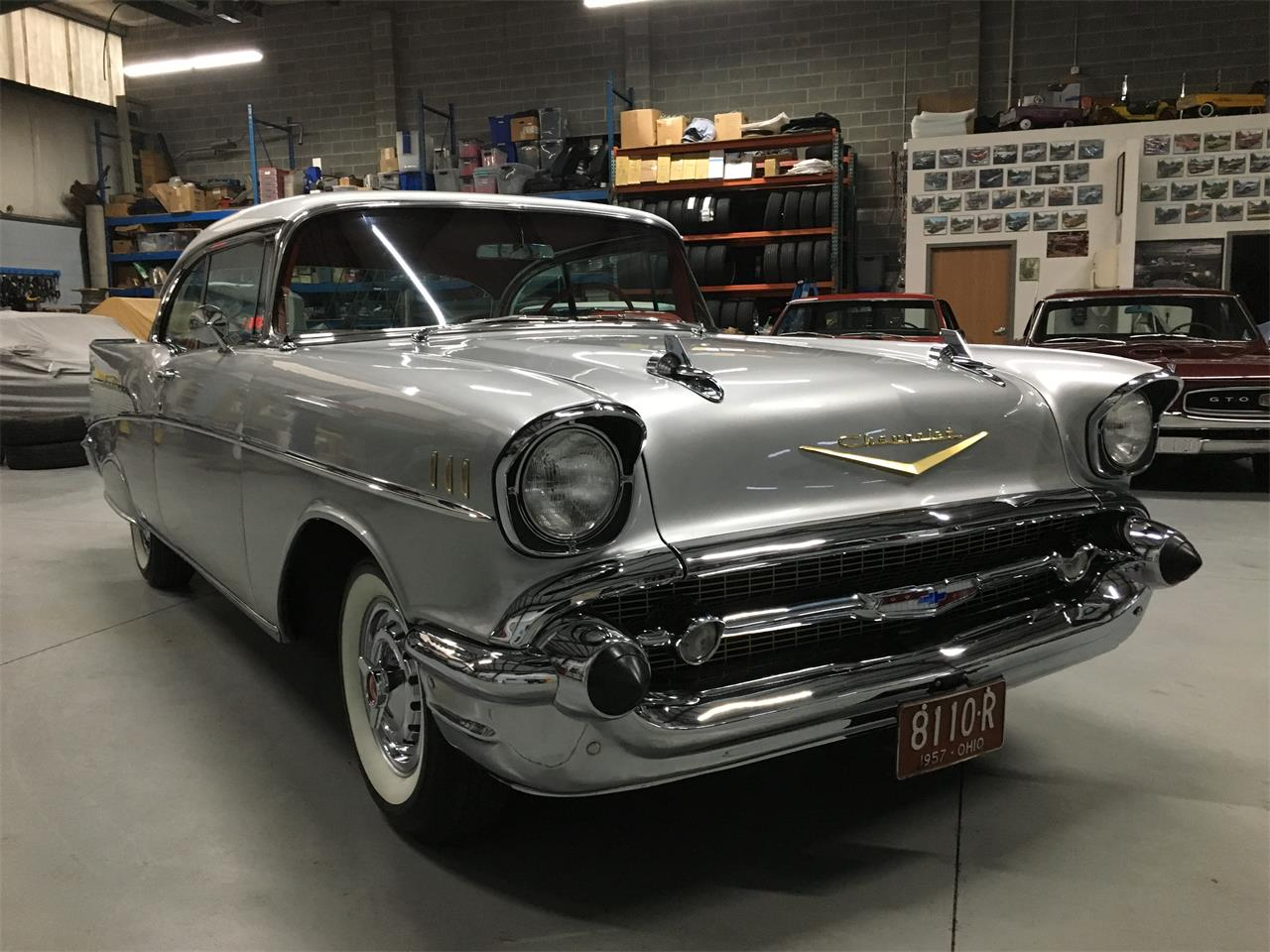Large Picture of '57 Bel Air located in North Royalton Ohio - MKKZ