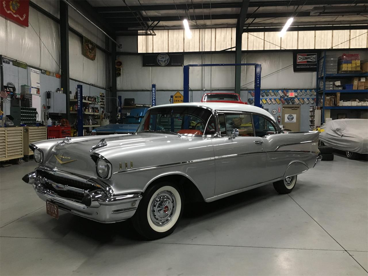 Large Picture of '57 Bel Air located in Ohio - $46,900.00 Offered by BlueLine Classics - MKKZ