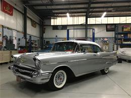 Picture of '57 Chevrolet Bel Air located in North Royalton Ohio Offered by BlueLine Classics - MKKZ