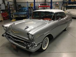 Picture of '57 Chevrolet Bel Air located in Ohio - $46,900.00 - MKKZ