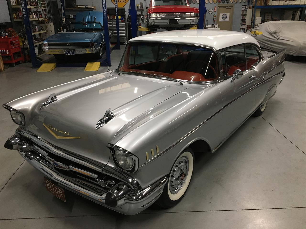 Large Picture of 1957 Bel Air - $46,900.00 - MKKZ