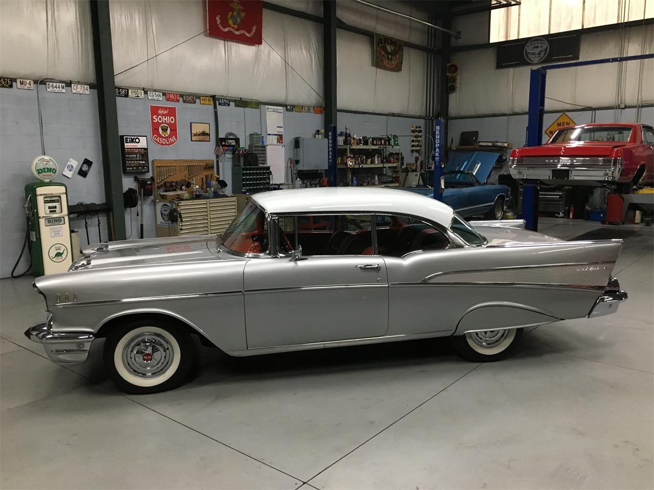 Large Picture of Classic 1957 Chevrolet Bel Air - $46,900.00 - MKKZ