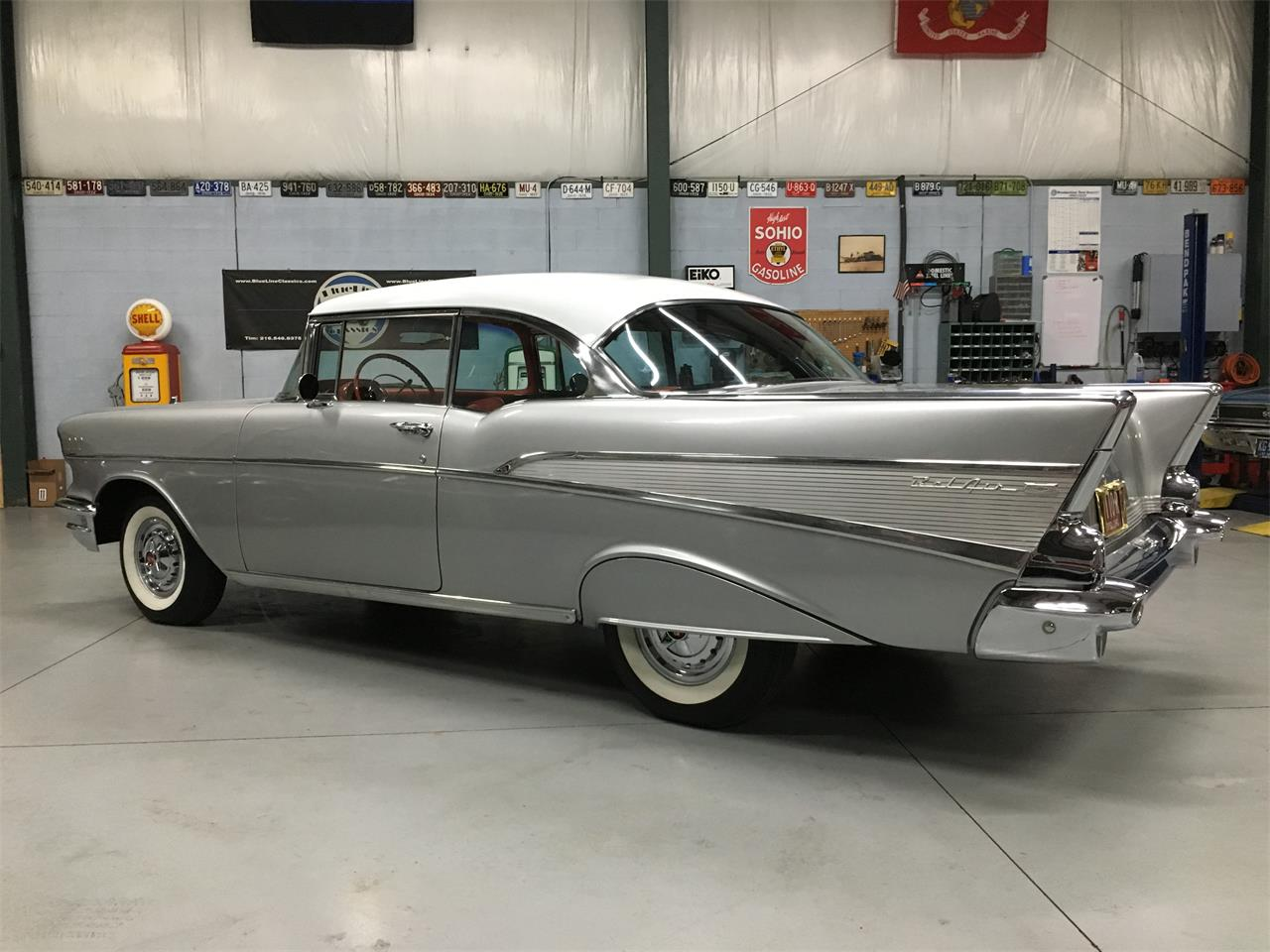 Large Picture of Classic '57 Chevrolet Bel Air - $46,900.00 Offered by BlueLine Classics - MKKZ