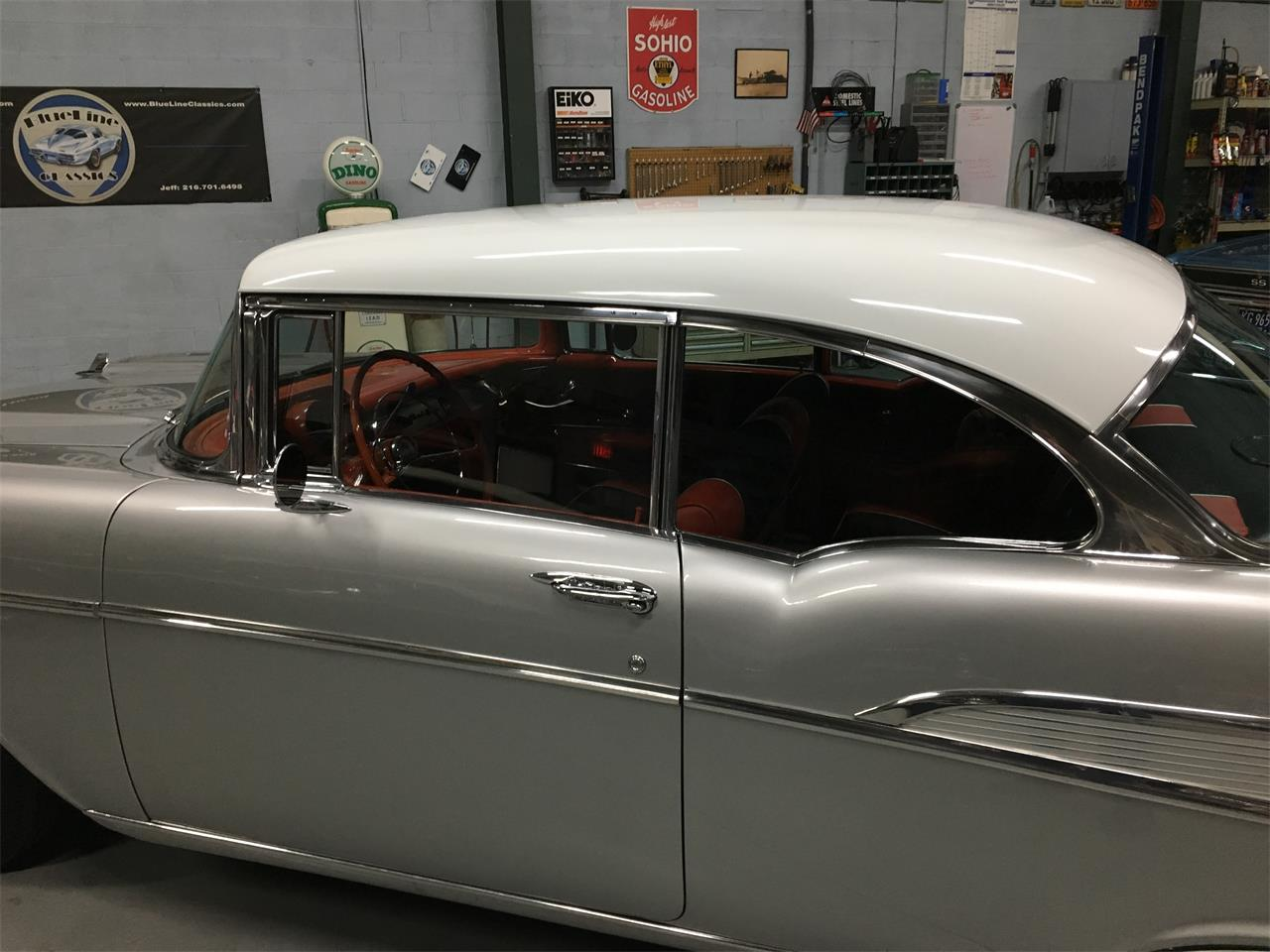 Large Picture of Classic 1957 Chevrolet Bel Air located in North Royalton Ohio Offered by BlueLine Classics - MKKZ