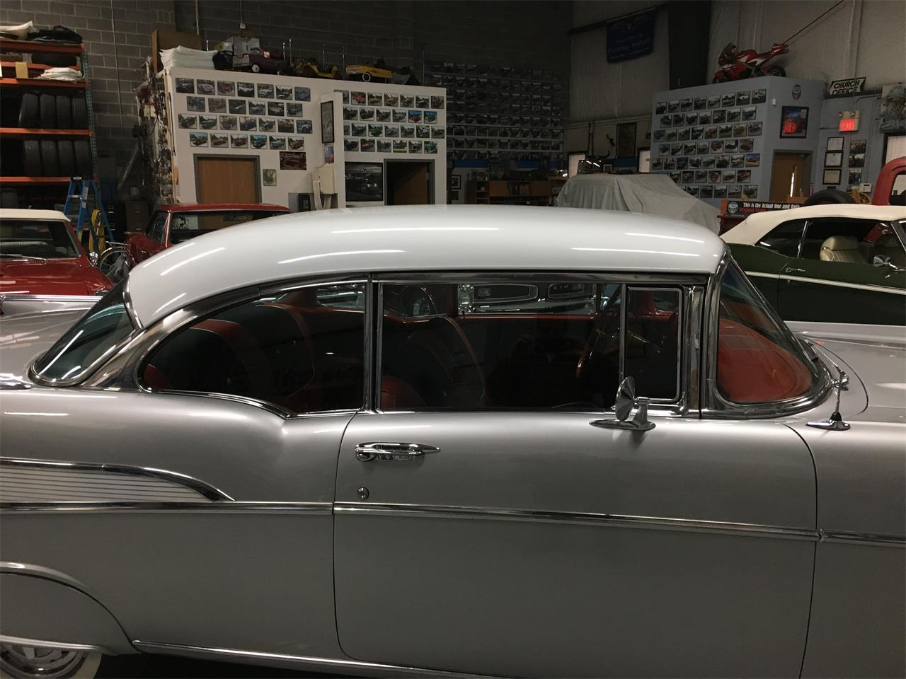 Large Picture of Classic 1957 Bel Air located in North Royalton Ohio - MKKZ