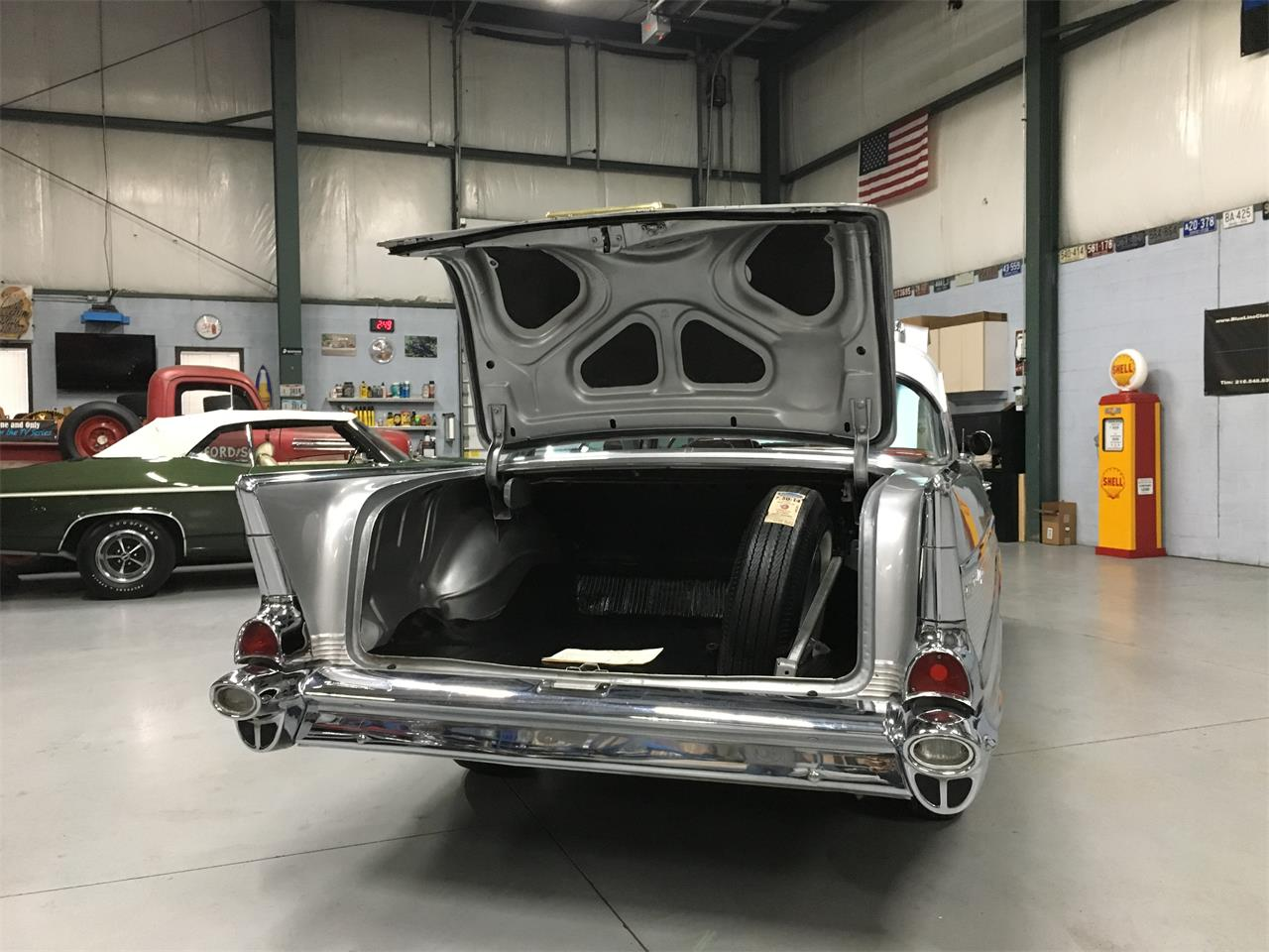 Large Picture of Classic '57 Chevrolet Bel Air located in North Royalton Ohio - $46,900.00 Offered by BlueLine Classics - MKKZ