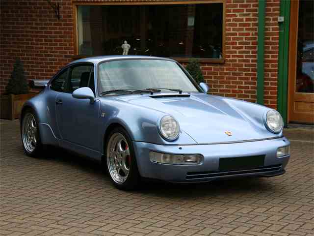 Picture of '94 Porsche 964 Turbo Auction Vehicle Offered by  - MIFE