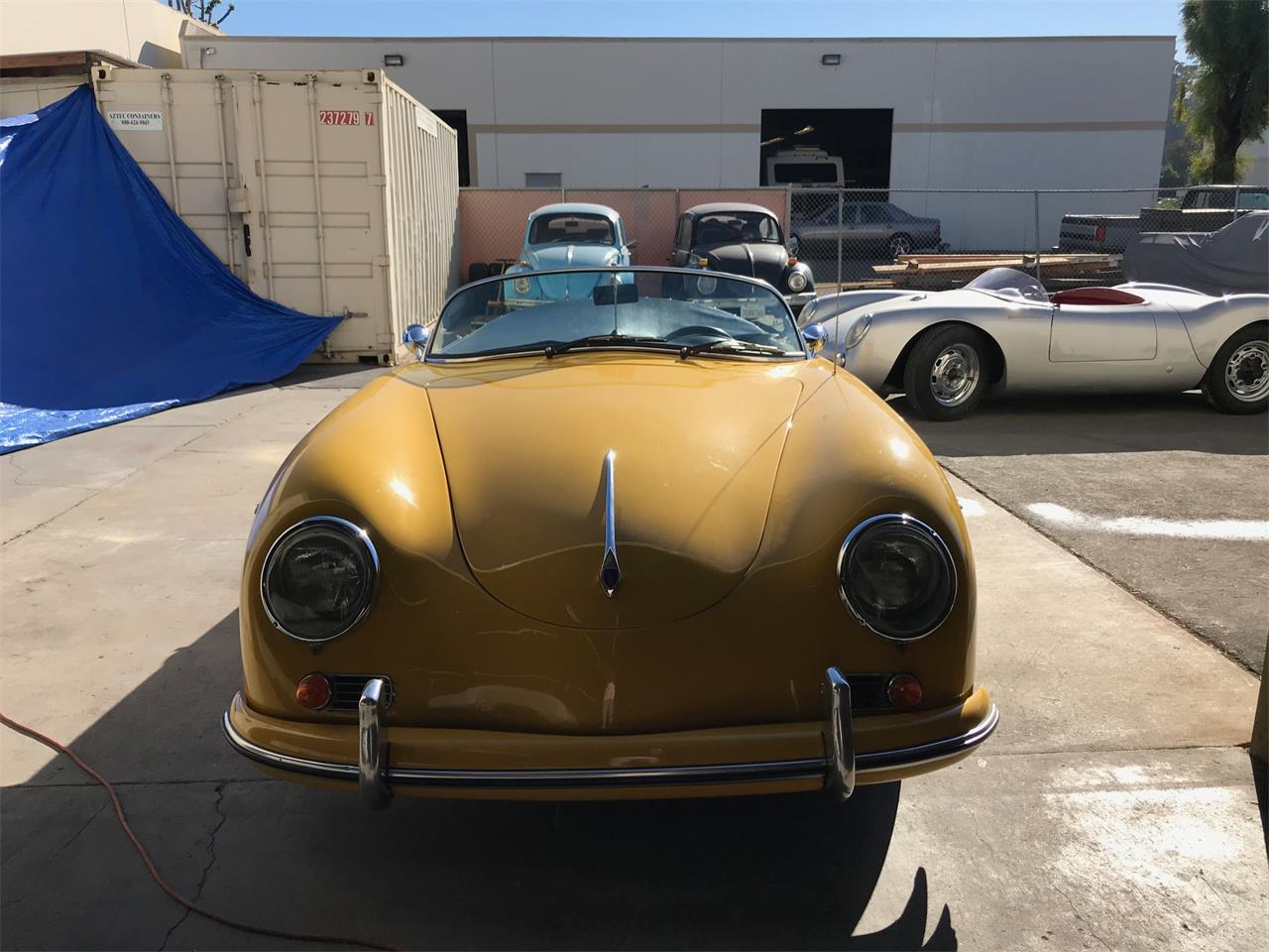 Large Picture of '57 Speedster - MKMO
