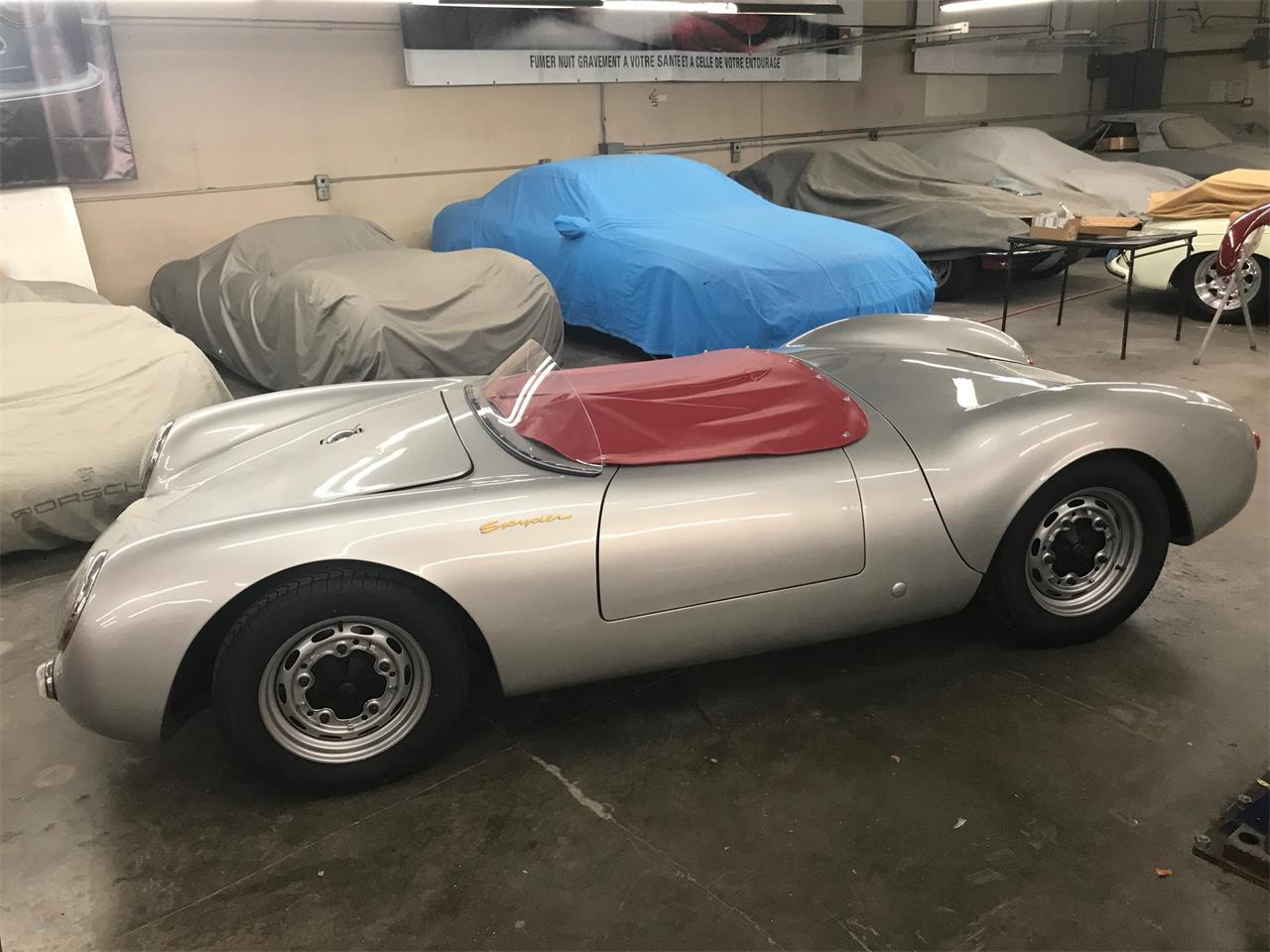 Large Picture of '55 Spyder - MKMP