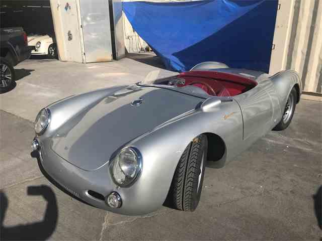 Picture of '55 Spyder - MKMP