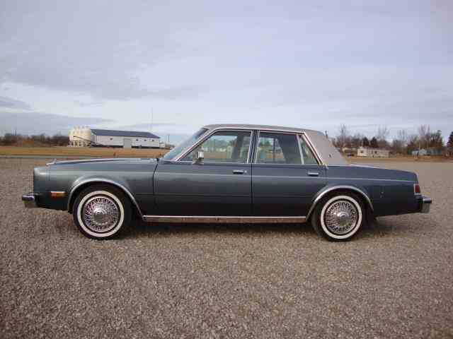 Picture of '85 Dodge Diplomat SE located in South Dakota - MKO9