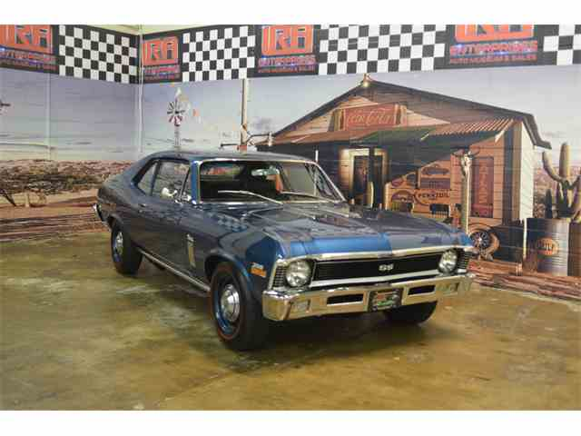 Picture of '70 Chevrolet Nova SS - $64,900.00 - MKOD