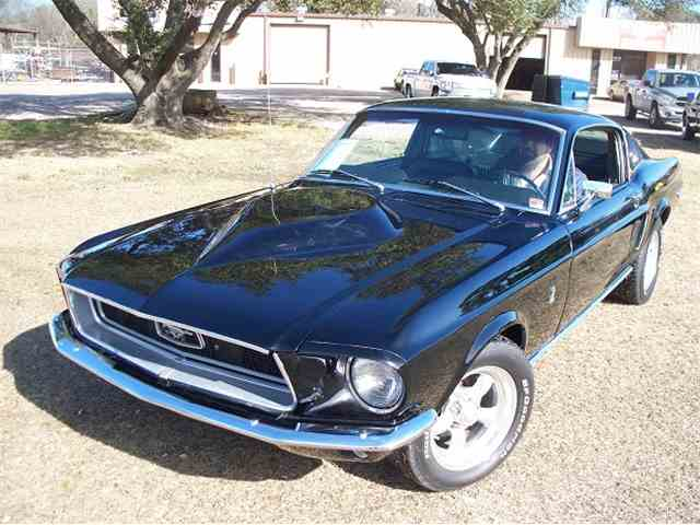 Picture of '68 Mustang - MIFN