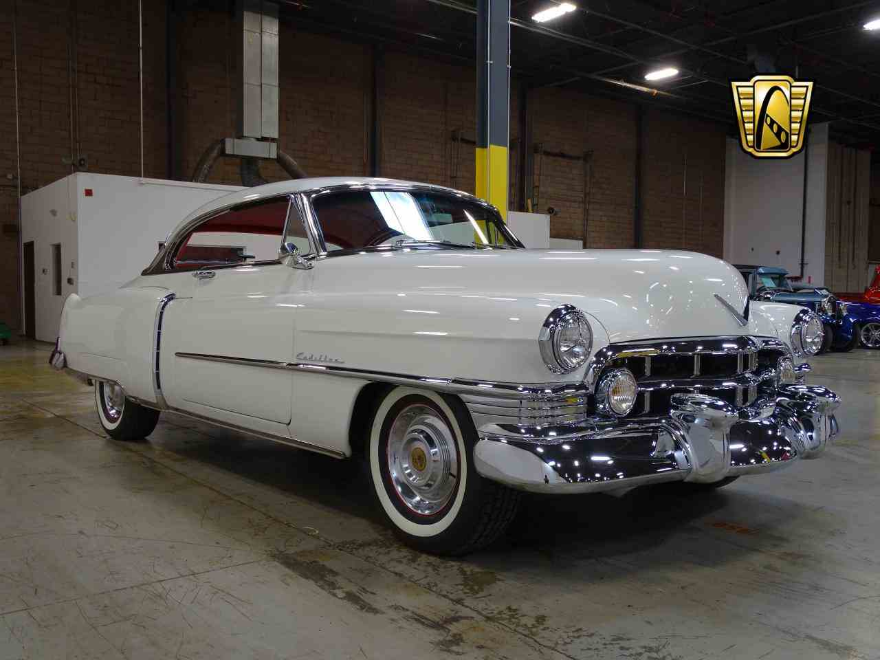 1950 Cadillac Coupe Deville For Sale Classiccars Com