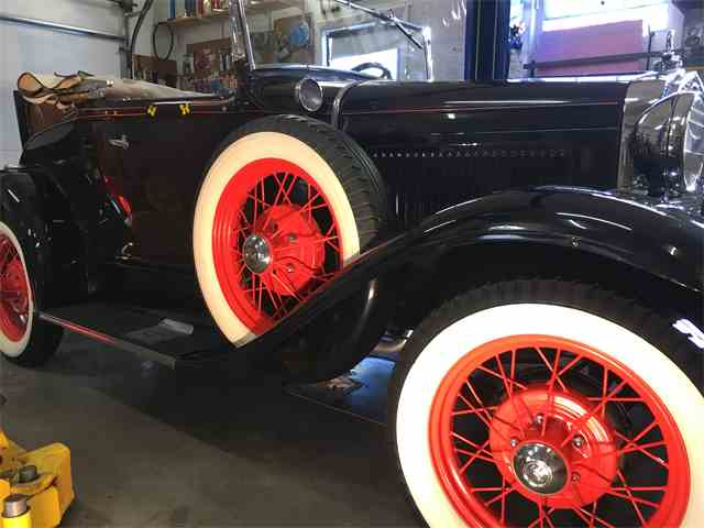Picture of '31 Model A - MIFS