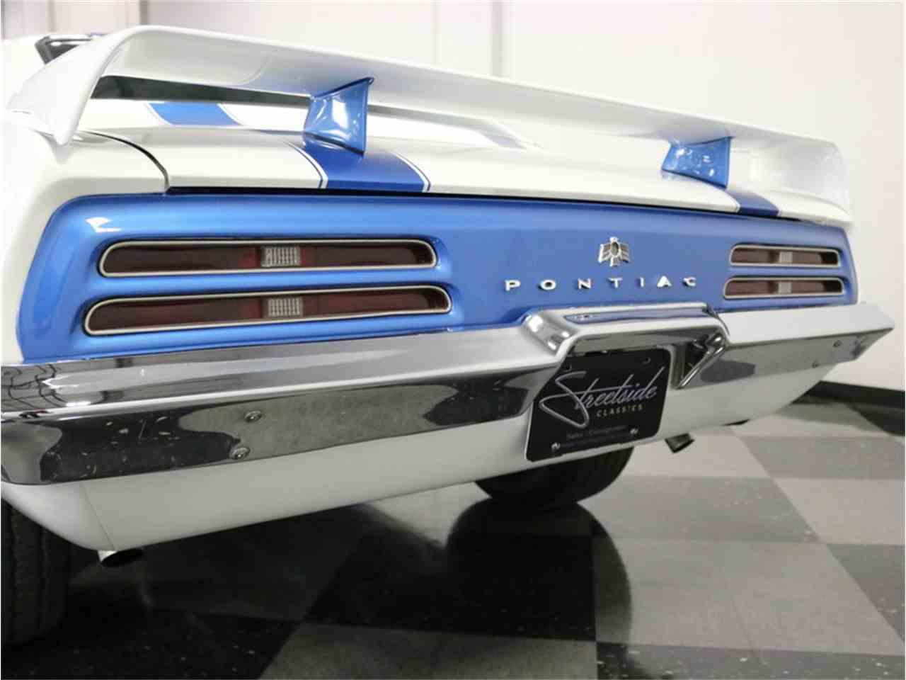 1969 Pontiac Firebird Trans Am Tribute for Sale | ClassicCars.com ...