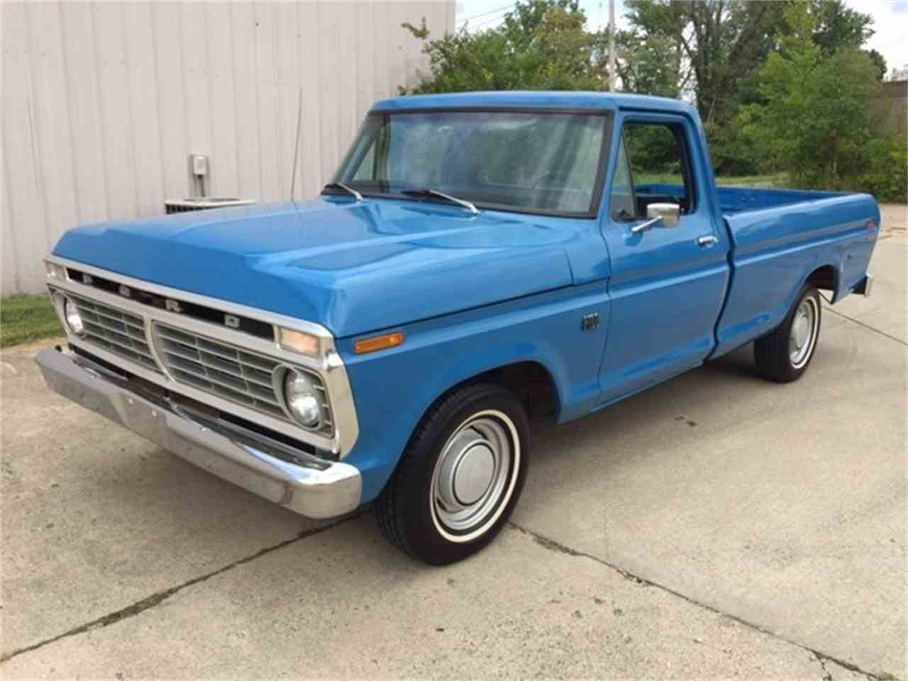 1973 Ford F100 for Sale | ClassicCars.com | CC-1053293