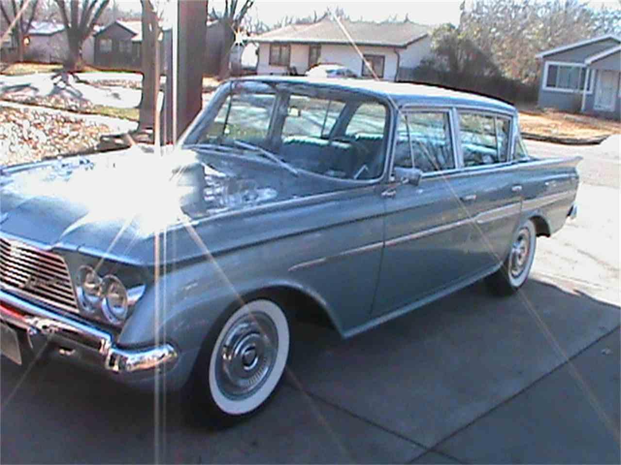 1961 Rambler Ambassador for Sale | ClassicCars.com | CC-1050335