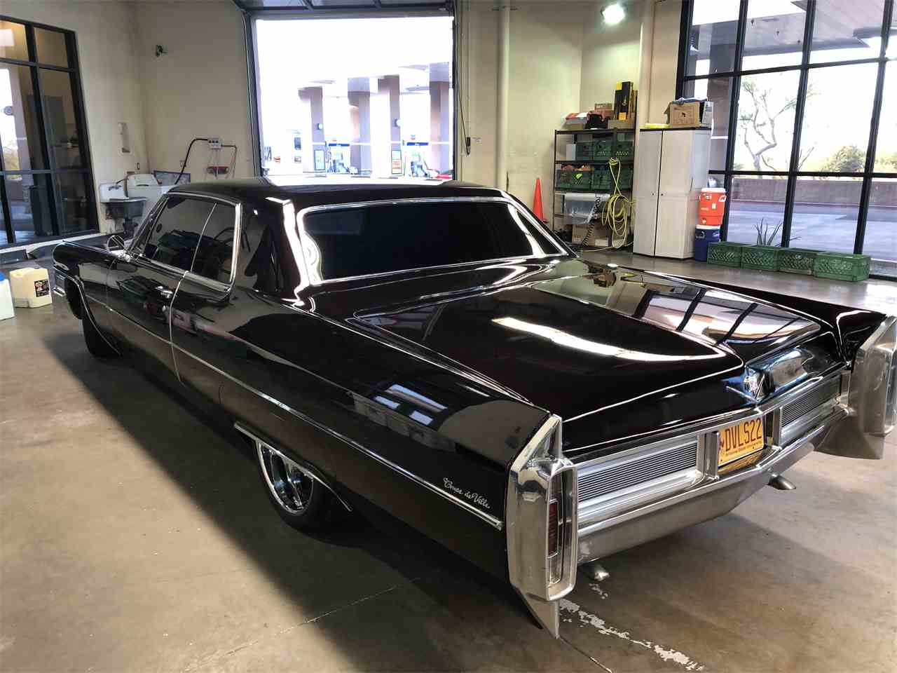 Large Picture of '65 Coupe DeVille - MKRX