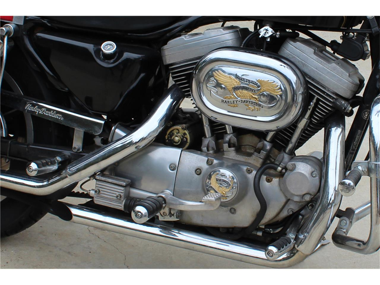 1986 Harley Davidson Sportster For Sale Cc 1053366 Large Picture Of 86 Mks6