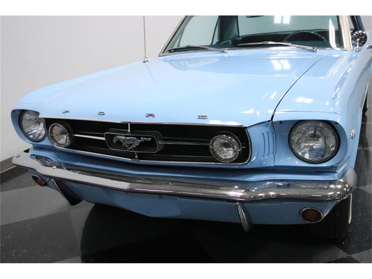 Large Picture of '65 Mustang GT - MI7M