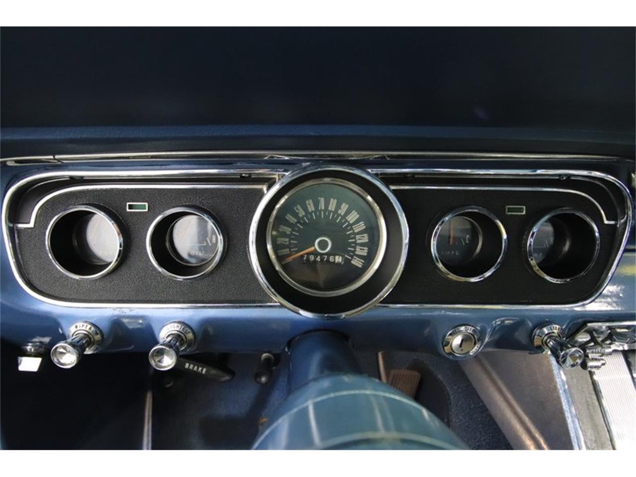 Large Picture of Classic '65 Ford Mustang GT located in Arizona Offered by Streetside Classics - Phoenix - MI7M