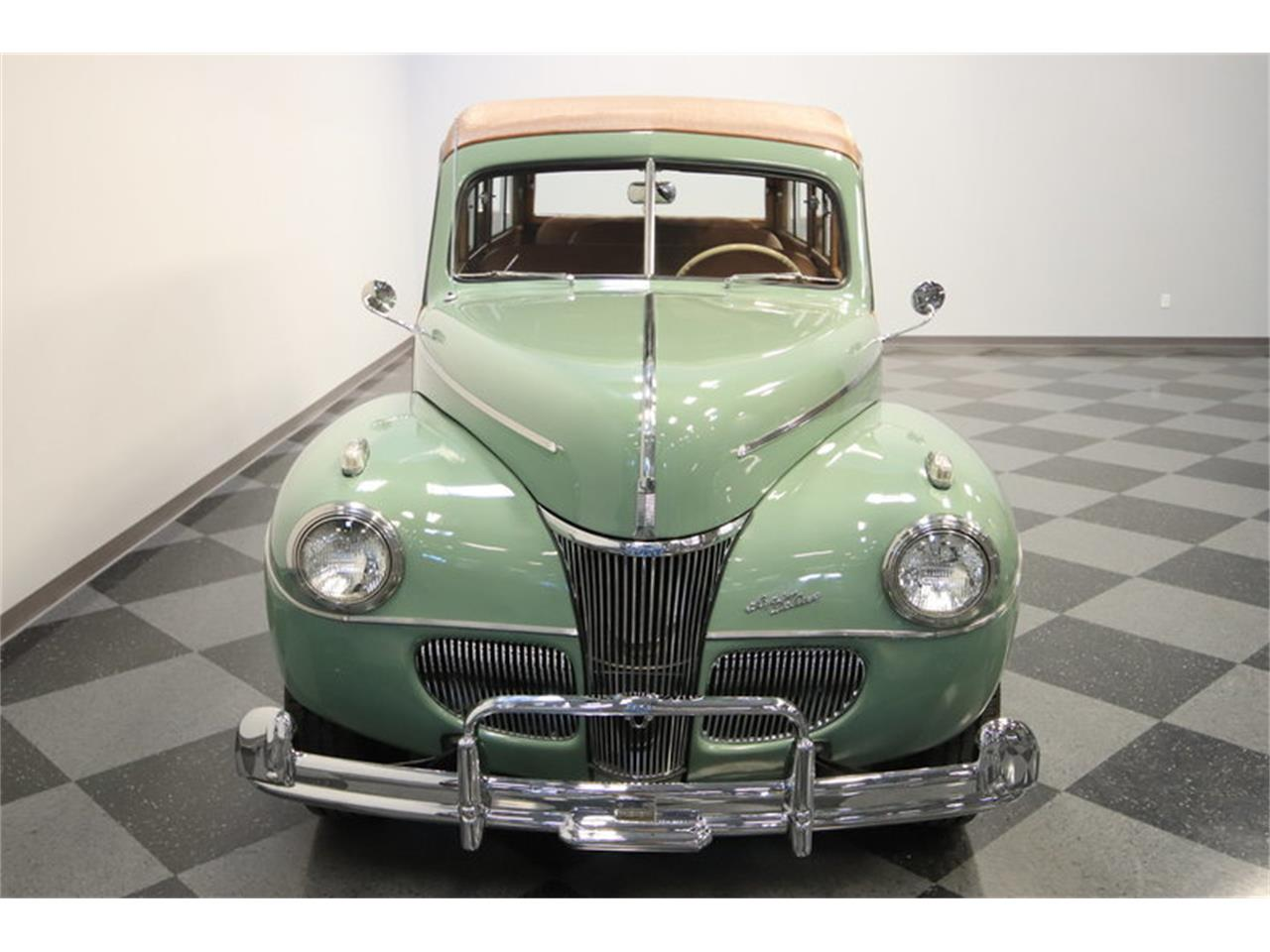1941 Ford Super Deluxe Woody Wagon For Sale Cc Mercury Large Picture Of 41 Mkt8