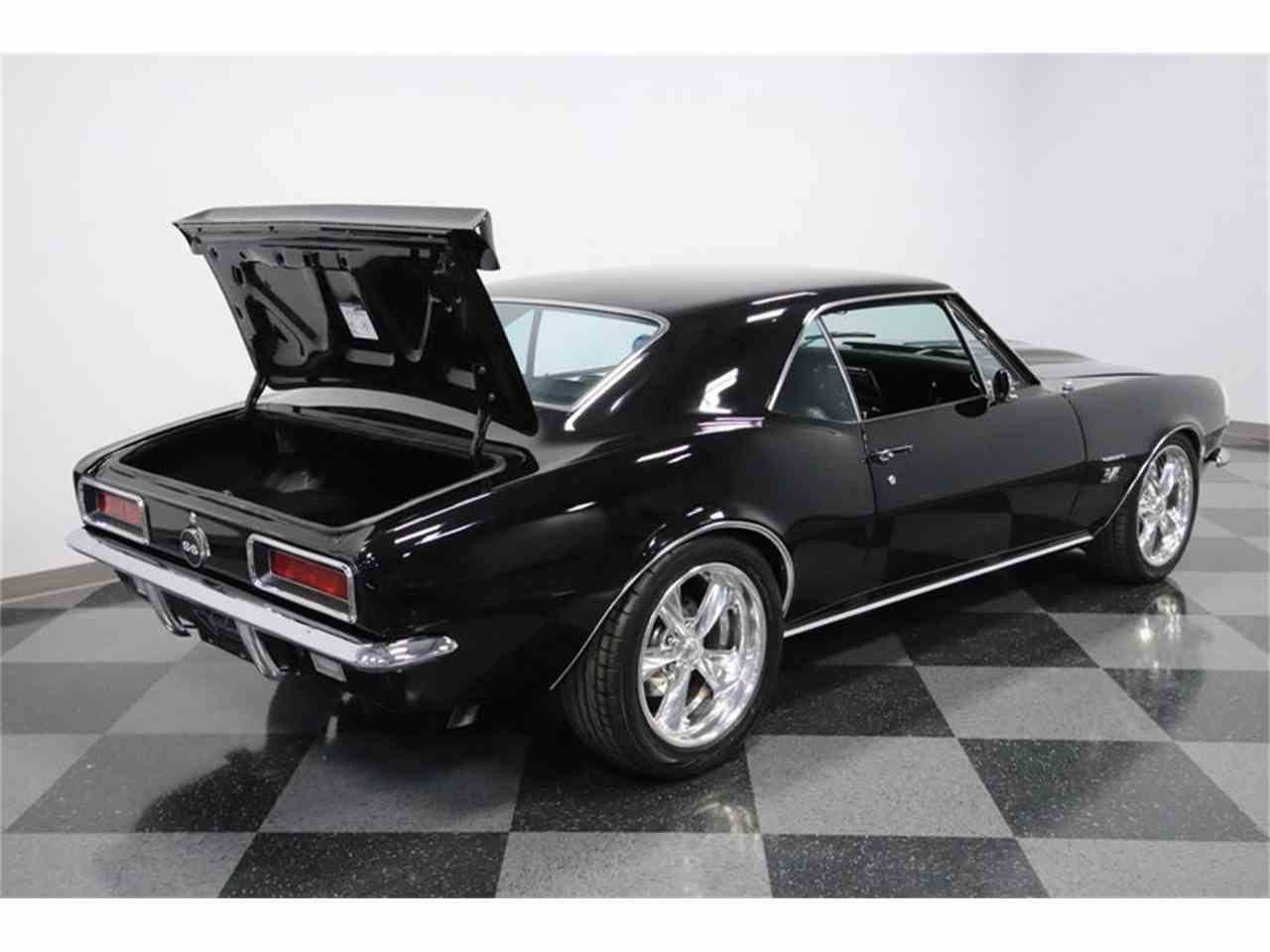1967 chevrolet camaro rs ss restomod for sale cc 1053405. Black Bedroom Furniture Sets. Home Design Ideas