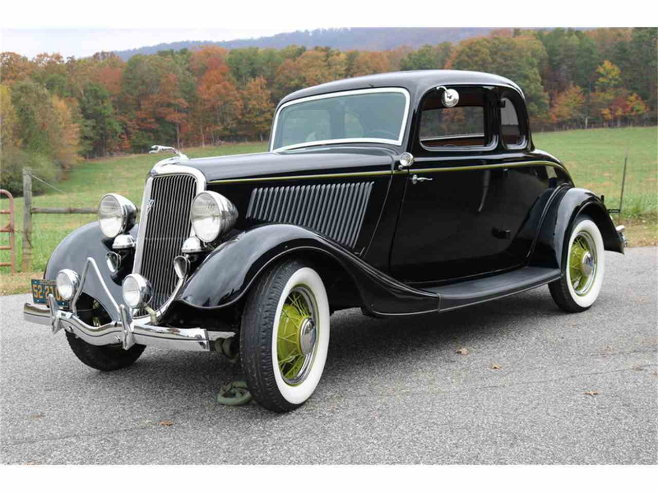 1934 Ford 5-Window Coupe for Sale | ClassicCars.com | CC-1053453
