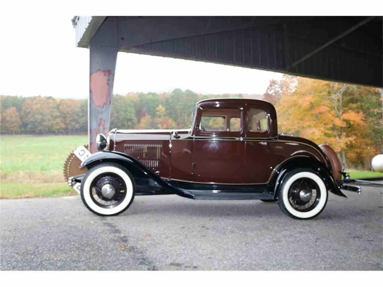 1932 Ford 5-Window Coupe for Sale | ClassicCars.com | CC-1053461