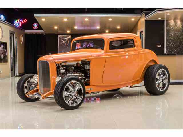 Picture of '32 3-Window Coupe Street Rod - MIGB