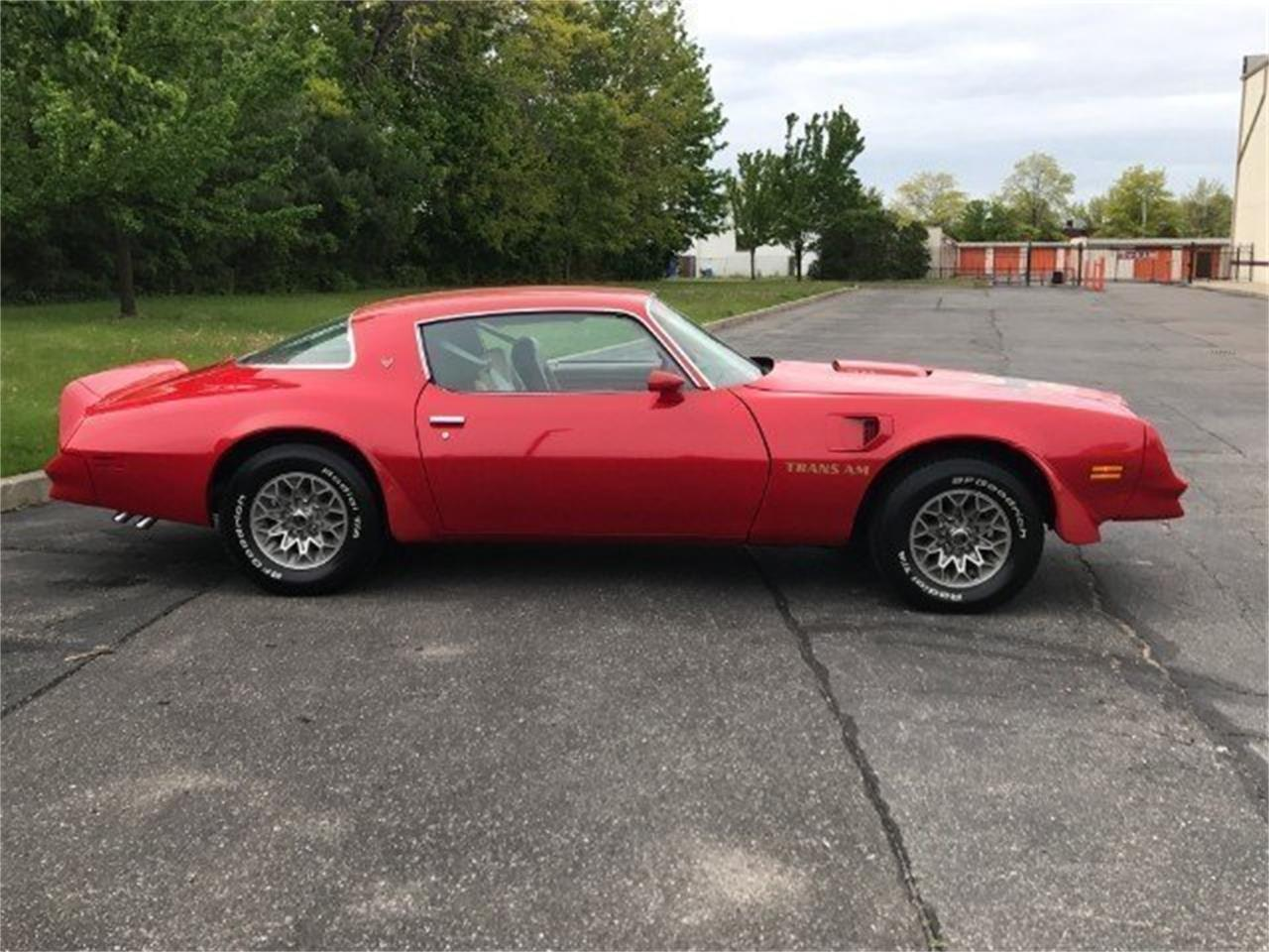 Large Picture of '77 Firebird Trans Am located in North Carolina Auction Vehicle Offered by GAA Classic Cars Auctions - MKVE