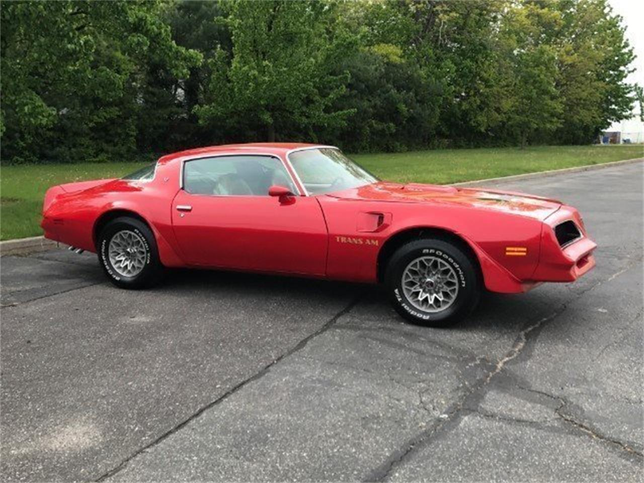 Large Picture of 1977 Firebird Trans Am Offered by GAA Classic Cars Auctions - MKVE