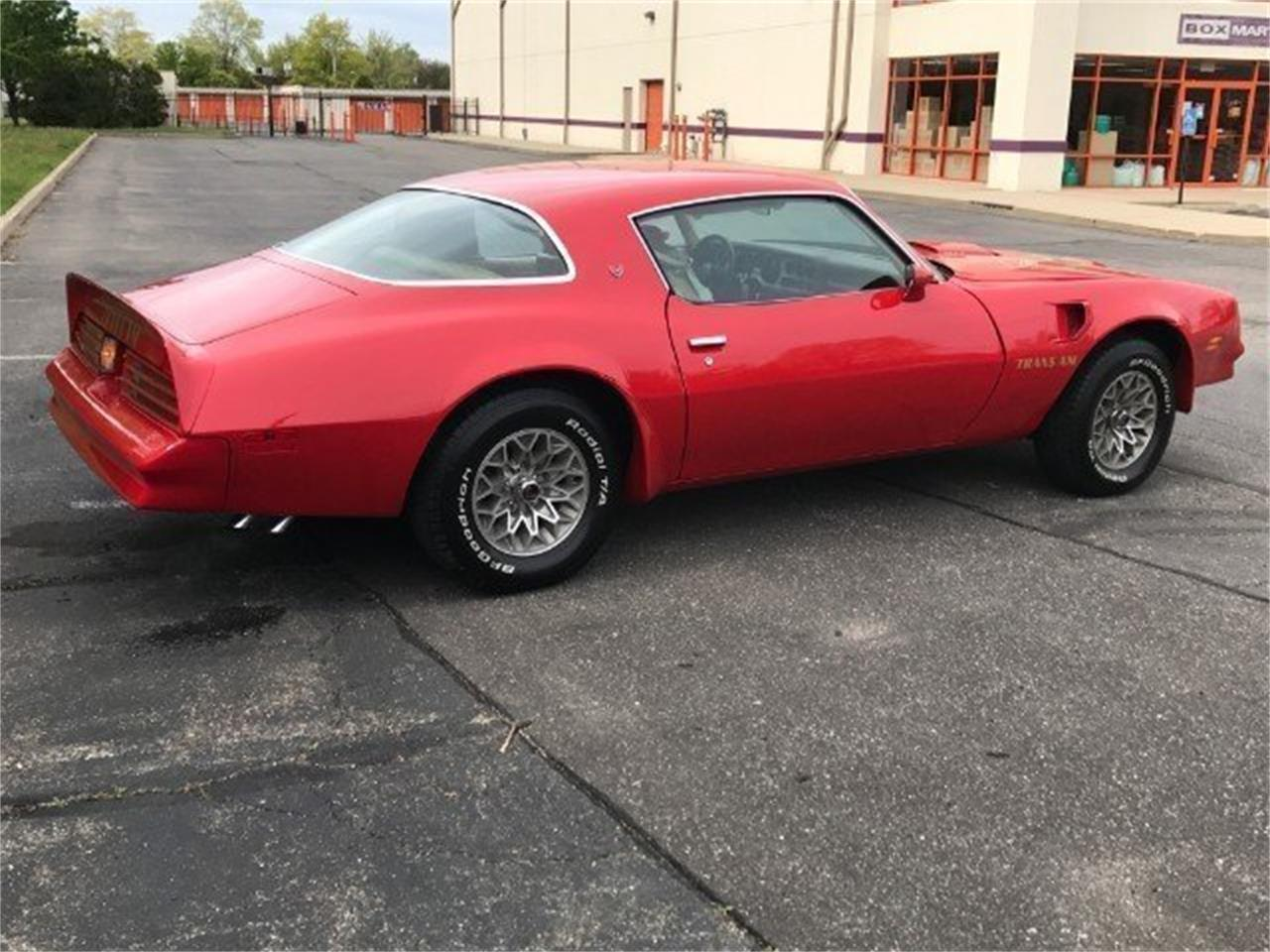 Large Picture of '77 Pontiac Firebird Trans Am located in Greensboro North Carolina Auction Vehicle - MKVE