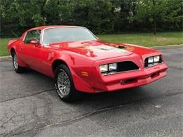 Picture of '77 Firebird Trans Am located in North Carolina Auction Vehicle Offered by GAA Classic Cars Auctions - MKVE
