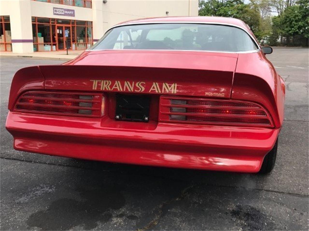 Large Picture of '77 Pontiac Firebird Trans Am - MKVE