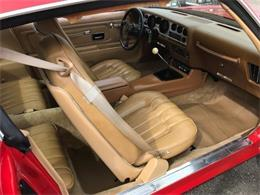 Picture of 1977 Firebird Trans Am located in Greensboro North Carolina Auction Vehicle Offered by GAA Classic Cars Auctions - MKVE