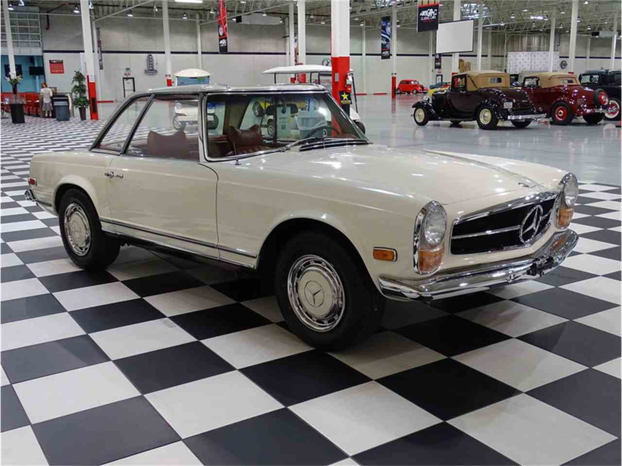Large Picture of '70 280SL - MKVK