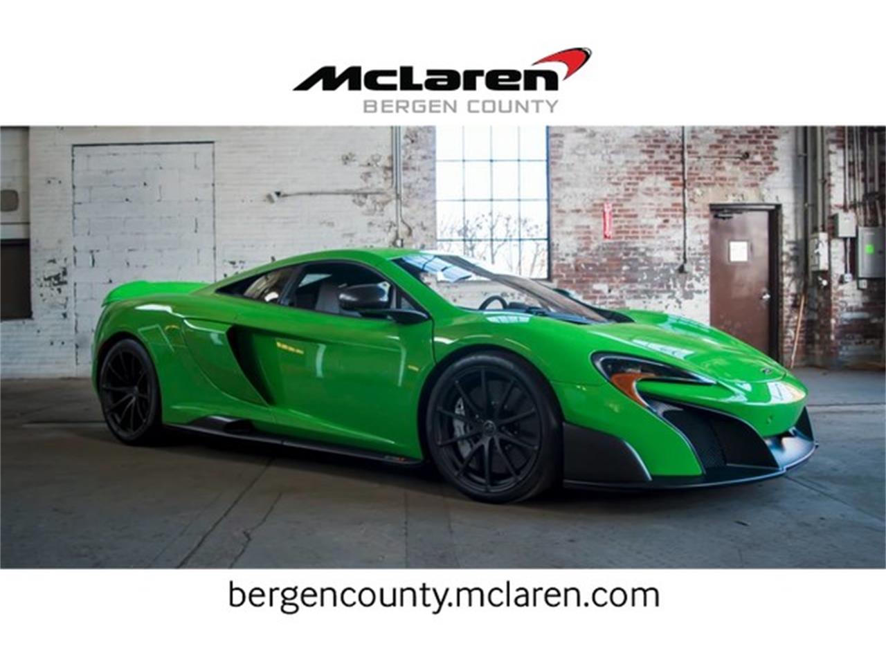 Mclaren 675lt For Sale >> 2016 Mclaren 675lt For Sale Classiccars Com Cc 1053496