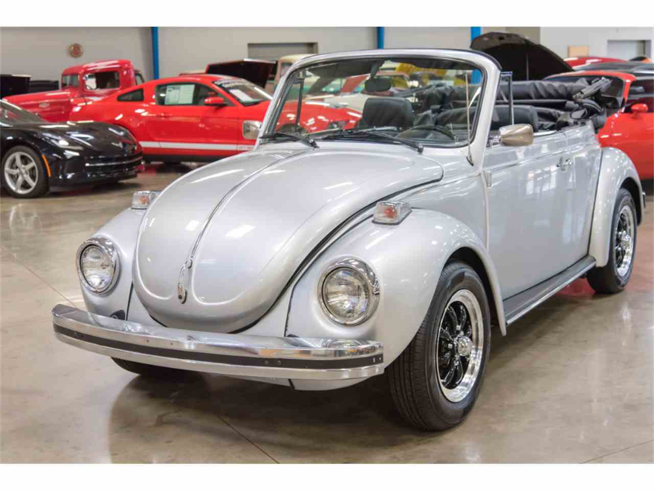 1979 volkswagen beetle for sale cc 1050350. Black Bedroom Furniture Sets. Home Design Ideas