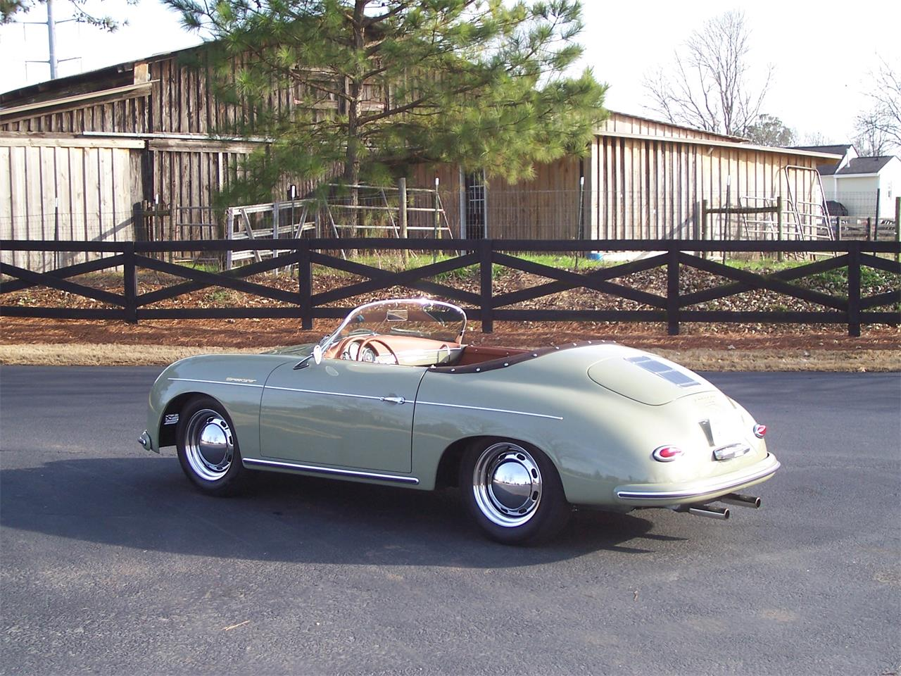 Large Picture of 1957 Porsche 356 located in Georgia - $29,900.00 Offered by Cloud 9 Classics - MKVW
