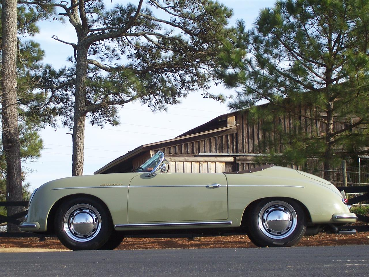 Large Picture of Classic '57 356 located in Alpharetta Georgia - $29,900.00 Offered by Cloud 9 Classics - MKVW