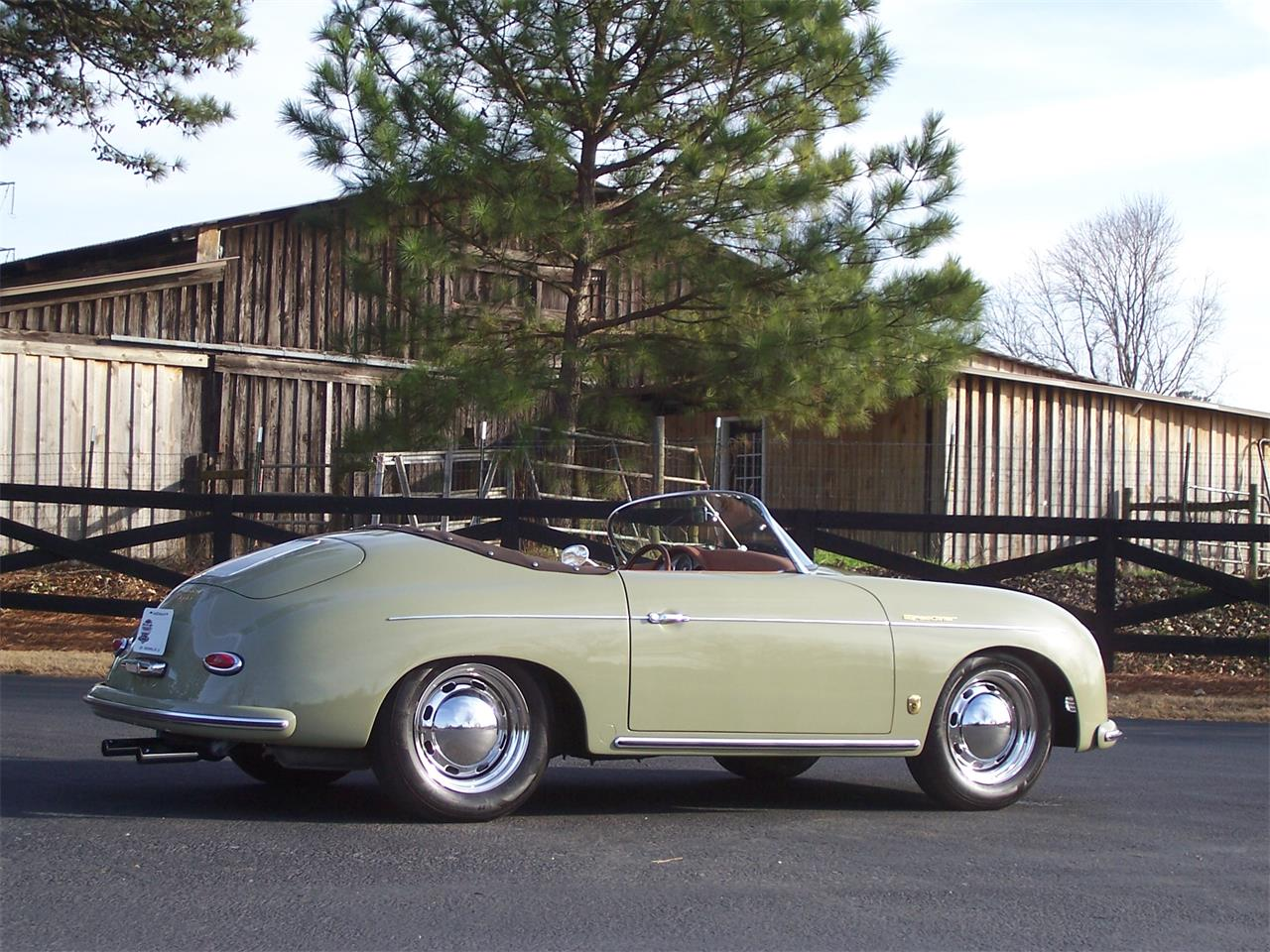 Large Picture of Classic 1957 356 located in Georgia - $29,900.00 Offered by Cloud 9 Classics - MKVW