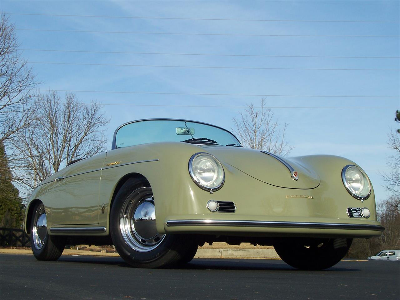 Large Picture of '57 Porsche 356 Offered by Cloud 9 Classics - MKVW