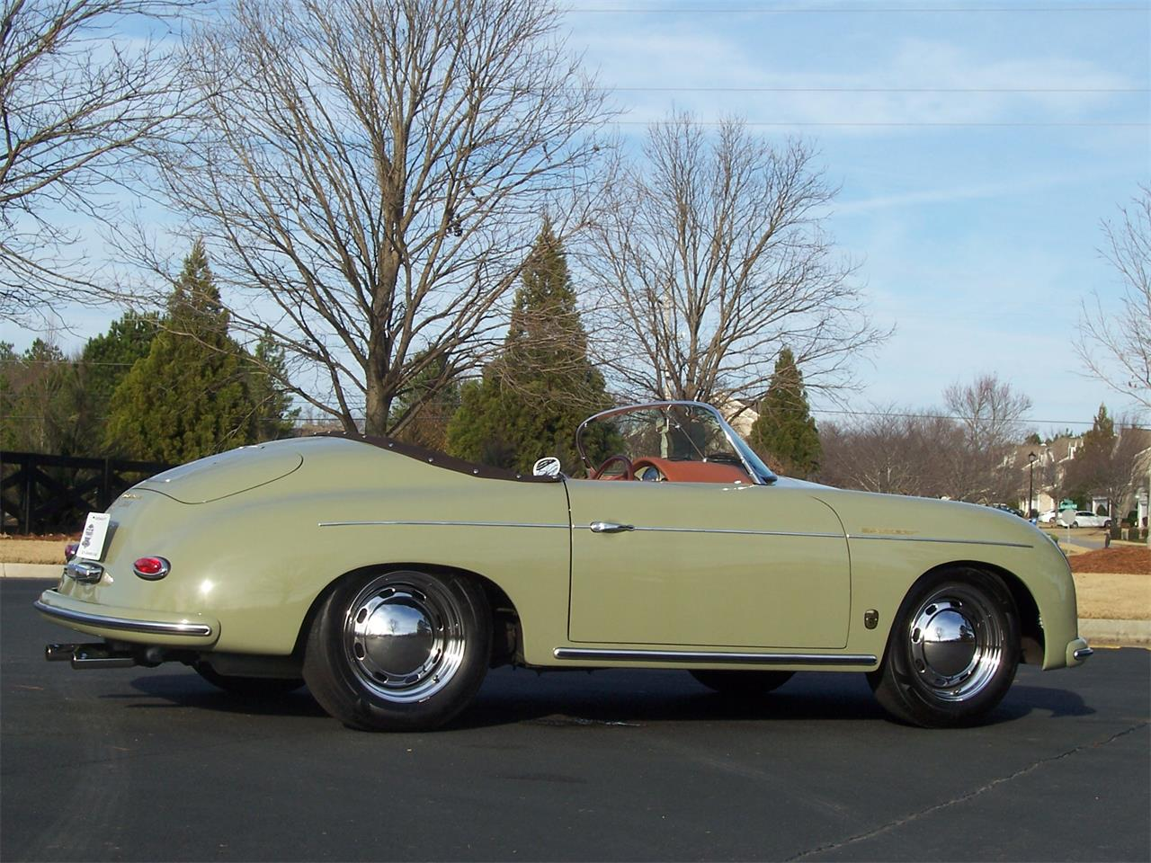 Large Picture of Classic '57 356 located in Alpharetta Georgia Offered by Cloud 9 Classics - MKVW