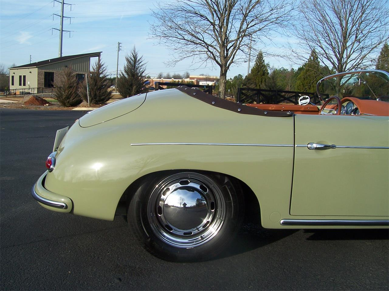 Large Picture of '57 Porsche 356 located in Georgia Offered by Cloud 9 Classics - MKVW