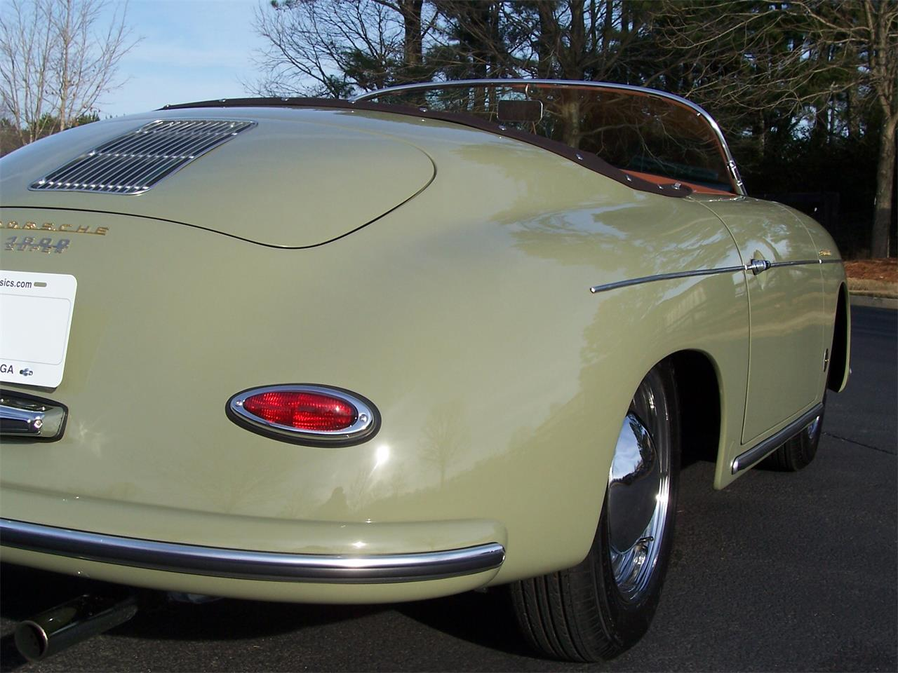 Large Picture of Classic '57 Porsche 356 located in Georgia - MKVW
