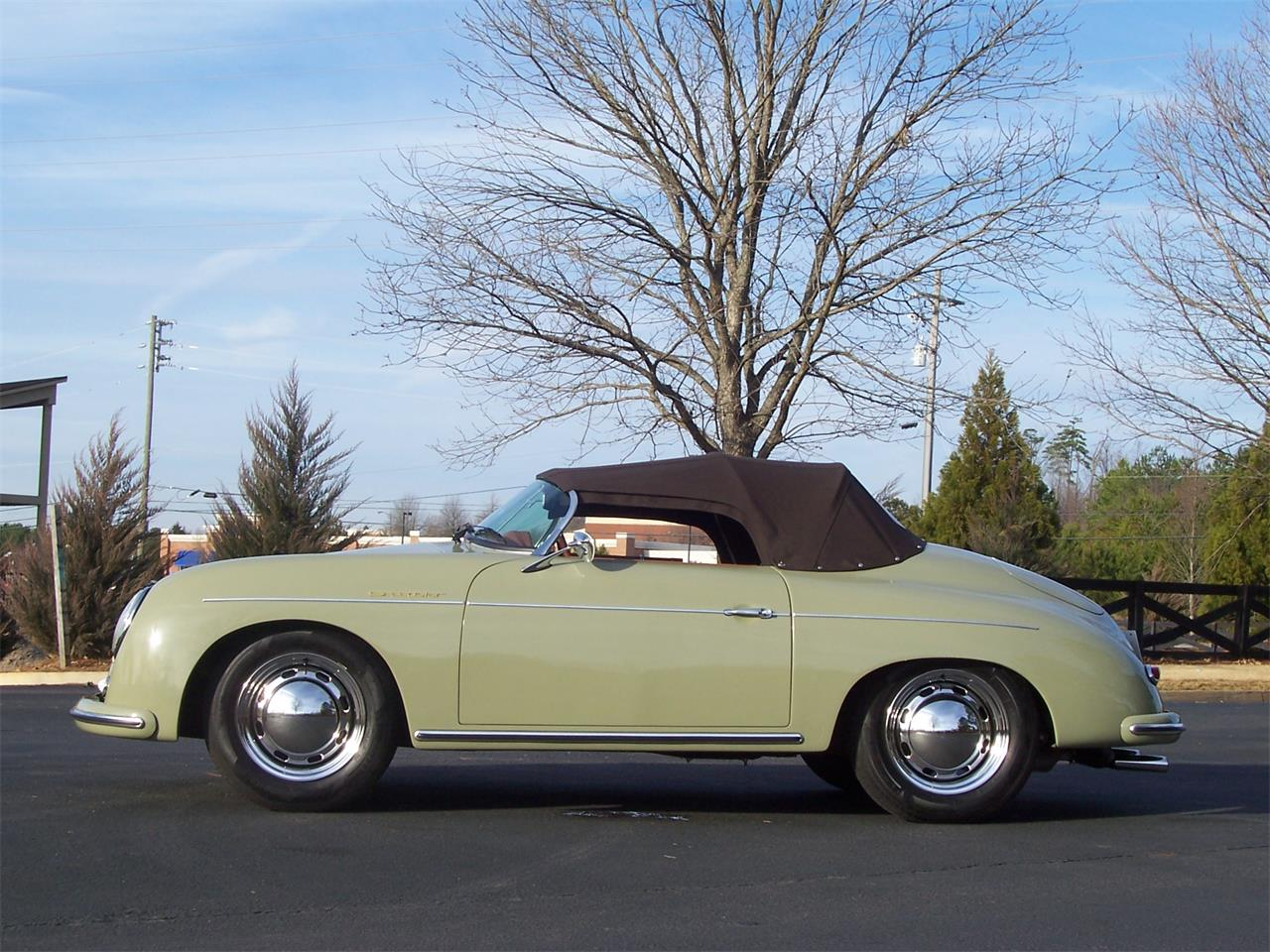 Large Picture of 1957 Porsche 356 located in Alpharetta Georgia Offered by Cloud 9 Classics - MKVW