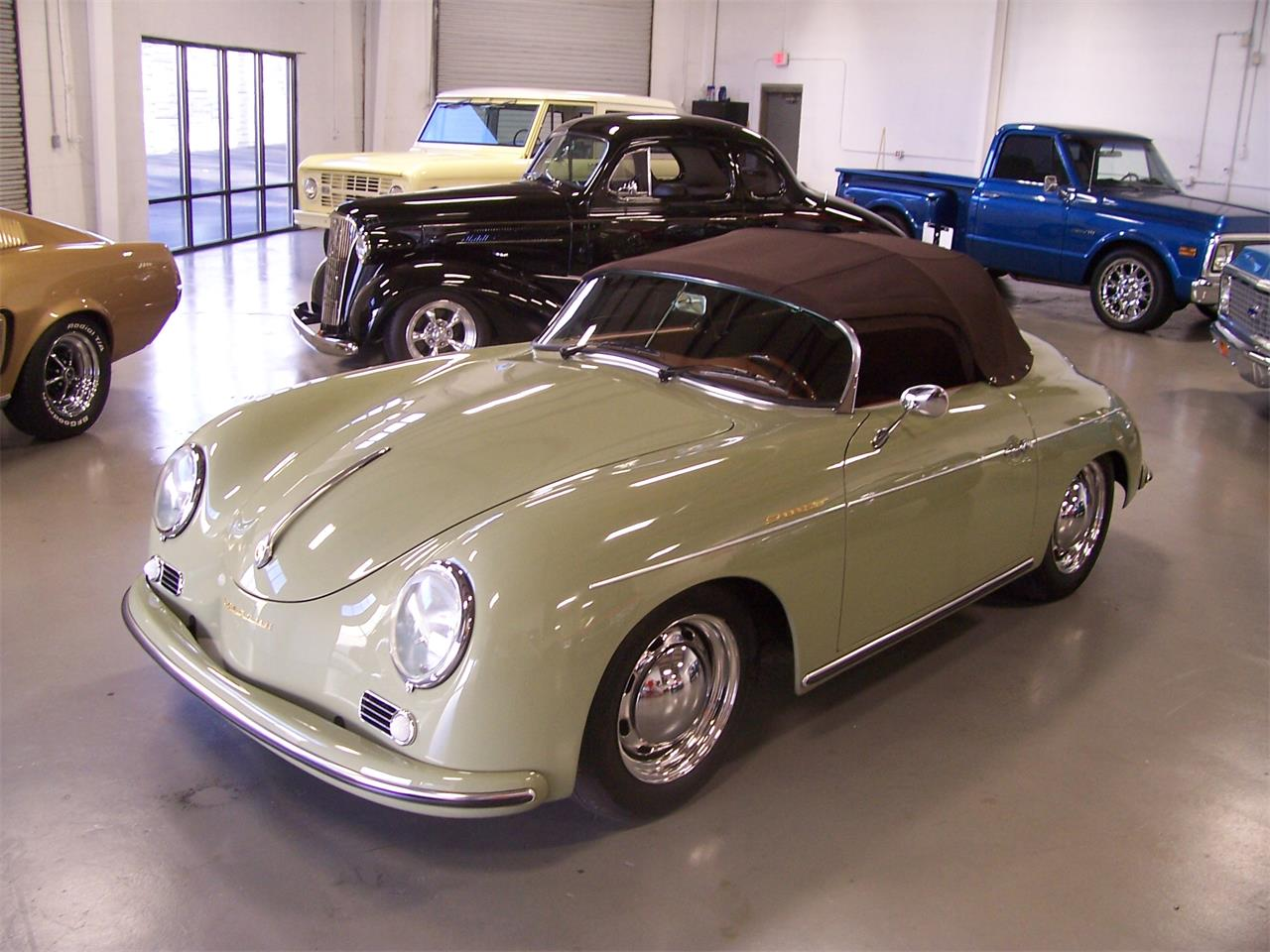 Large Picture of Classic 1957 356 Offered by Cloud 9 Classics - MKVW