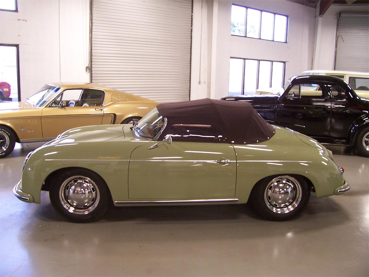 Large Picture of Classic '57 Porsche 356 located in Georgia Offered by Cloud 9 Classics - MKVW